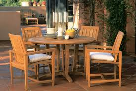 Modern Teak Outdoor Furniture by Mhc Outdoor Living