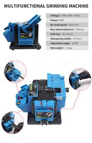 hilda 96w 230v multifunctional sharpener grinding sharpener for