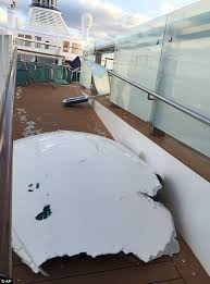 how is target in atlantic terminal om black friday footage inside royal caribbean cruise ship during storm daily