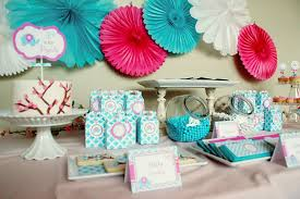Modern Mommy Baby Shower Theme - baby shower centerpieces for guest tables u2013 diabetesmang info