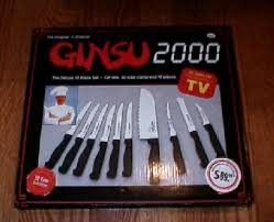 ginsu 2000