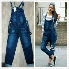 jumpsuit ideas denim jumpsuits styling ideas just trendy