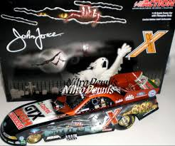 halloween collectables nhra john force 1 16 funny car action 03 halloween rare ernnieg