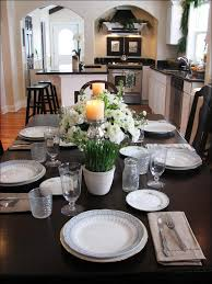 White Round Kitchen Table by Kitchen Round Glass Dining Table Set White Breakfast Table Two