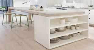 construire ilot central cuisine fabriquer ilot central cuisine uteyo