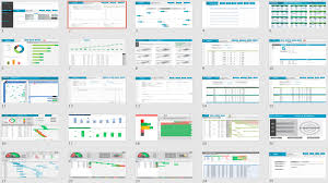 Project Tracking Excel Template by Excel Project Management Templates