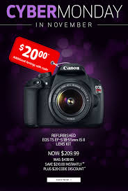 canon dslr camera deals black friday refurbished canon eos 80d at 849 eos m3 at 299 more