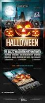 halloween party flyer template by saltshaker911 graphicriver
