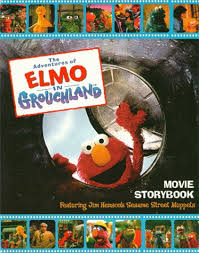 Sesame Street Flip Open Sofa by The Adventures Of Elmo In Grouchland Movie Storybook James