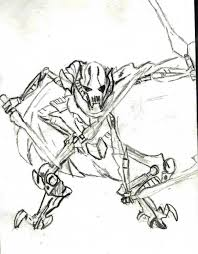 general grievous by kuollutkorppi on deviantart
