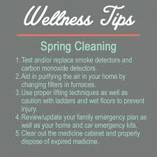 spring cleaning tips spring cleaning tips dobson healthcare services inc