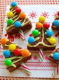 recettes cuisine noel sapins de noël au chocolat momes