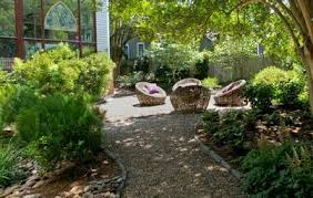 Backyard Walking Paths 5 Gravel And Stone Types For A Rockin U0027 Landscape