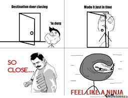 Door Meme - closing door meme door best of the funny meme