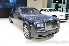 rolls royce phantom engine next generation rolls royce phantom to debut in 2016