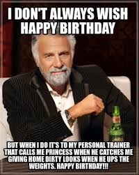 Personal Meme Generator - meme maker i dont always wish happy birthday but when i do its to