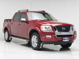 ford sports truck used ford explorer sport trac for sale carmax