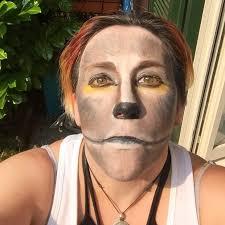 werewolf makeup tutorial male 18 wolf makeup designs trends ideas design trends premium psd