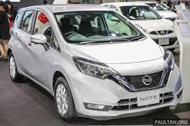 nissan almera vl spec bangkok 2017 nissan note thailand u0027s latest eco car