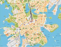 Plano Map Helsinki Illustrator Map Order And Download Helsinki Illustrator