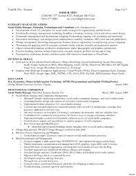 bartender resume template australian newscaster shirt qualifications for resume computer skills resumecareer 5a medical
