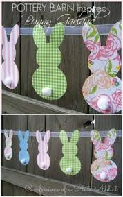 Easter Decorations To Make And Do by Moss Covered Bunny Canvas Art Spring Easter Decor And Tutorials