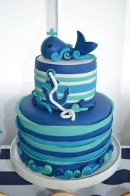 themed baby shower baby whale themed
