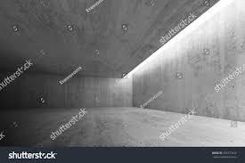 abstract architecture interior background empty concrete stock