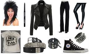 Punk Rock Halloween Costume Ideas Punk Rock Halloween Costume Ideas Costume Model Ideas