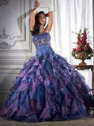 prom dresses in teal evening wear