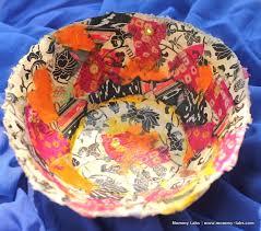 Paper Mache Ideas For Home Decor Papier Mache Bowls As Diwali Gift Papier Mache Pinterest