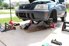 honda crv transmission replacement cost steering rack bad