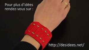 Que Faire Avec Des Rouleaux De Papier Toilette Diy Un Bracelet En Rouleau De Papier Toilette Youtube