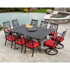 Patio Table Seats 10 Christmas Is Almost Here At The Outdoor Furniture Specialists
