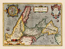 Map Of Southern Italy by Magna Graecia 800 200 Bc Ancient Greece In Italy 1595 Map