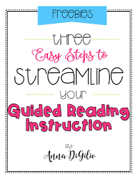 Guided Reading How To Organize 3 Easy Steps To Streamline Your Guided Reading