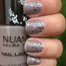 how to save bubbled up nails polish me please