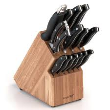 kitchen knives block berghoff 15 forged knife block 7704392 hsn