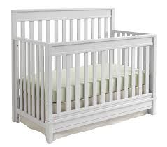 Hudson 3 In 1 Convertible Crib With Toddler Rail by Furniture Baby Gear And Accessories