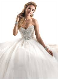 Princess Wedding Dresses The Luxury Of Gorgeous Ball Gown Wedding Dresses With Diamonds