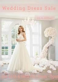 Sample Sale Wedding Dresses Wedding Dress Sale Weekend Sat 07th U0026 08th Oct 10am 5pm Ivory