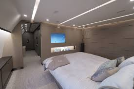this private dreamliner is the ultimate 300 million flying home the bedroom is comparable in size to many hotel rooms i ve stayed in it s easy to forget that you re on a plane