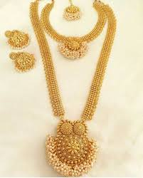 luxury indian fashion gold jewellery with image fashion of indian