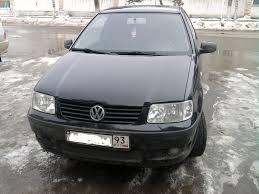 Volkswagen Polo 2001 1 4 литра всем добрый день тип кузова