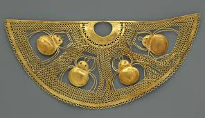 nose ornament with spiders work of heilbrunn timeline of