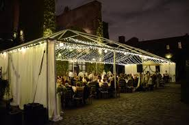 Italian String Lighting by Lighting Package 14 Rent Ny Bistro Lights String Lights Rental