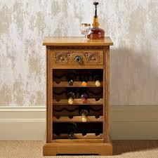 wood wine rack furniture laluz nyc home design