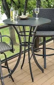 High Bistro Table Vig Furniture Renava Genua Outdoor Bar Table Set Reviews Houzz