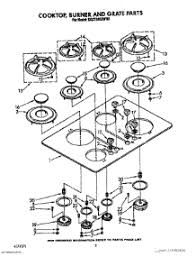 Kitchenaid Gas Cooktop Accessories Parts For Kitchenaid Kgct365xal0 Cooktop Appliancepartspros Com