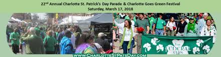 charlotte st patrick u0027s day parade home facebook
